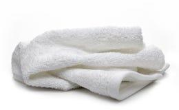 White towel Stock Image