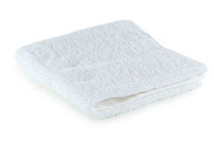 White towel Royalty Free Stock Photography