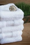White towels Royalty Free Stock Image