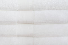 White Towels Royalty Free Stock Photos