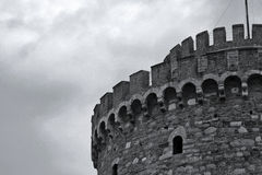 White Tower stock photography