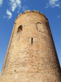 White Tower of Kamenets Stock Images
