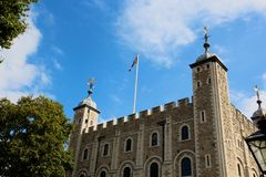 White Tower royalty free stock images