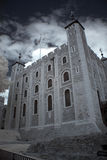 The White Tower of London , UK Stock Image