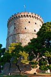 The White Tower, Salonika, Greece Stock Photography