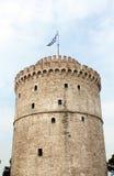 White tower Thessaloniki Stock Photos