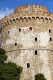 White tower, Thessaloniki, Greece Stock Image