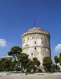 The White Tower Royalty Free Stock Photo