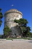 White Tower,Thessaloniki, Greece Royalty Free Stock Photos