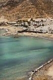 White town Las Negras , Cabo de Gata Natural Park, Andalusia Stock Photos