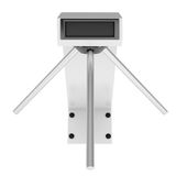 White turnstile Stock Photos