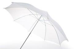 White Umbrella Royalty Free Stock Image