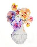 White vase royalty free stock photos