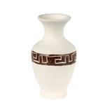 White vase Stock Image