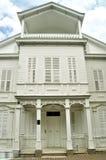 White villa Stock Image