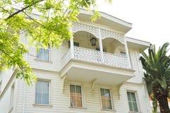 White villa Stock Photography