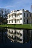 White Villa Royalty Free Stock Image