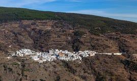 White village of Bayárcal, Stock Photos