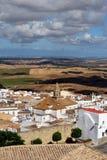 White village, Medina Sidonia, Andalusia. Stock Images