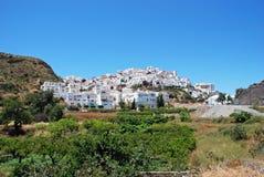 White village, Mojacar. Stock Photos