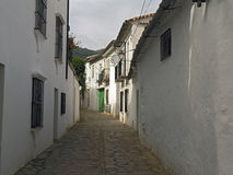 White village, Spain Royalty Free Stock Photography