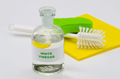White vinegar Royalty Free Stock Photo