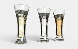 White Vines Royalty Free Stock Image