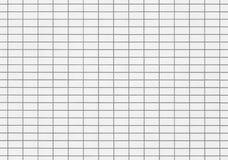 White vintage brickwall Stock Image