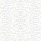 White vintage geometric texture in 1960s style Stock Photo