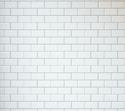 White vintage tiles background Royalty Free Stock Images