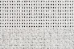 White vinyl texture Stock Photo
