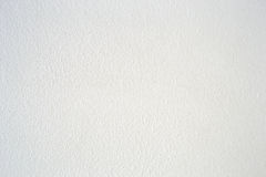 White Wall. White concrete wall background texture Stock Photography
