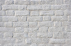 White wall Stock Image