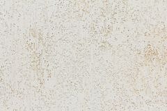 White wall abstract concrete plaster texture Royalty Free Stock Image