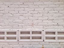White wall Royalty Free Stock Photos