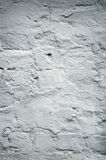 White wall of brick background Stock Image