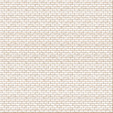White wall of Bricks Royalty Free Stock Images