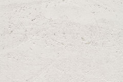 White wall. Cement wall, white texture background Stock Photo