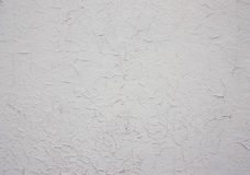 White wall chipped Royalty Free Stock Images