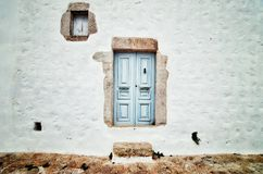 The white wall Royalty Free Stock Photography