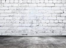 White wall Stock Photos