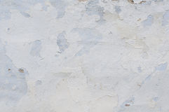 White wall. Old white wall as background Royalty Free Stock Images