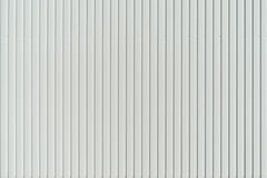 White wall paneling Stock Photography