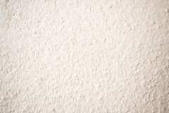 White wall and shadow background and texture made from cement on Royalty Free Stock Photo