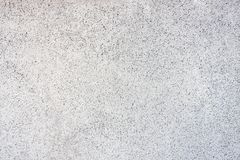 White wall in speckles background, texture stock photography