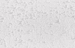 White wall texture for background Royalty Free Stock Photos