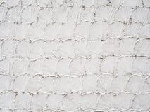 White wall texture. White handmade concrete wall texture background stock photo
