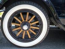 White Wall Tire stock photos