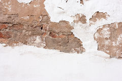 White wall with waiting Stock Photography
