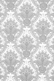 White wallpaper Royalty Free Stock Images